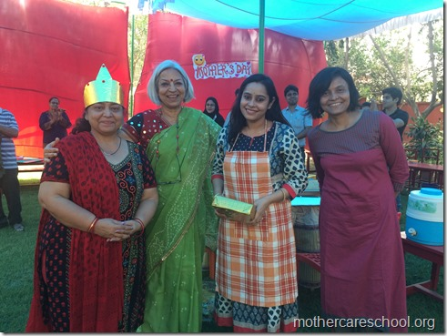 reaynsh's dadi Archana and mamma Swati victorious combo 'the queens'