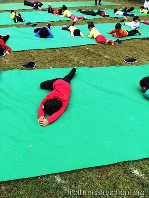 Sports and yoga day at Mothercare school, lucknow (11)