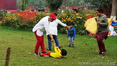 Sports and yoga day at Mothercare school, lucknow (7)