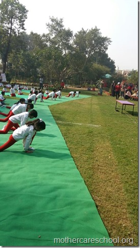 What fun. Sports Day at Mothercareschool Lucknow5